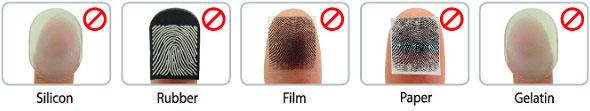 Обнаружение фальшивого пальца